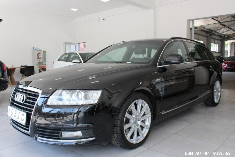 audi a6 3 0 tdi automatik quattro s line xenon led 2009 god zenica oglasi. Black Bedroom Furniture Sets. Home Design Ideas